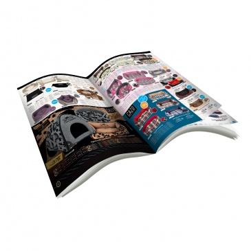 Okładki, Katalogi